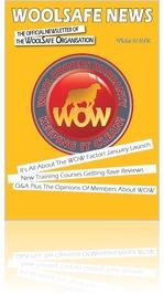 WoolSafe News Winter 2014