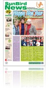 SunBird News - January 2014