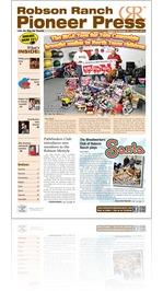 Robson Ranch Pioneer Press - January 2014