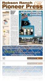 Robson Ranch Pioneer Press - May 2010
