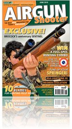 Airgun Shooter - June 2010