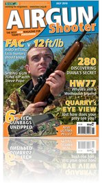 Airgun Shooter - July 2010