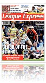 League Express - 10th May 2010