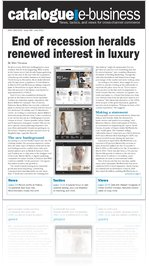 Catalogue E-Business issue 182 - June 2010