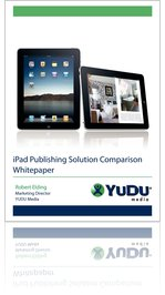 iPad Publishing Solution Comparison Whitepaper
