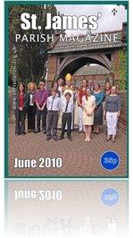 St James, Christleton Parish Magazine June 2010
