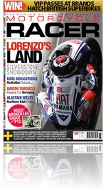 Motorcycle Racer Magazine 131