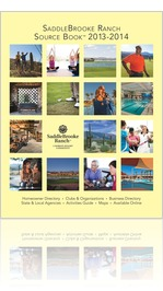 2013-2014 SaddleBrooke Ranch Source Book™
