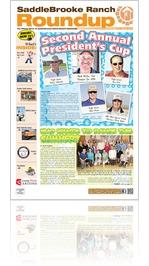 SaddleBrooke Ranch Roundup - March 2014