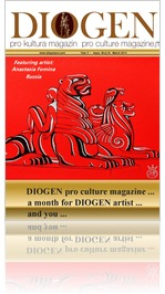 DIOGEN pro art magazine No 45