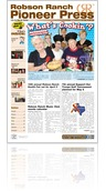 Robson Ranch Pioneer Press - March 2014