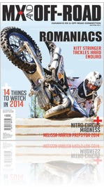 MX And Off-Road Volume 13 Issue 1