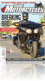 Inside Motorcycles Volume 17 Issue 2