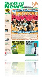 SunBird News - April 2014