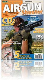 Airgun Shooter - August 2010