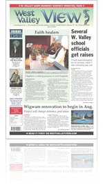 West Valley View : Vol. 25, Issue No. 025 : Friday, July 9, 2010