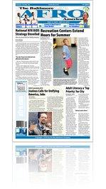 Baltimore Afro-American Newspaper, July 17, 2010