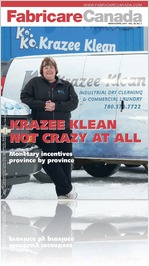 2014 March April Fabricare Canada magazine