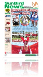 SunBird News - May 2014