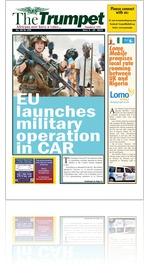 The Trumpet Newspaper Issue 359 (April 2 - 15 2014)