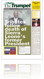 The Trumpet Newspaper Issue 358 (March 19 - April 1 2014)