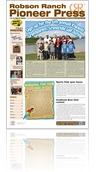 Robson Ranch Pioneer Press - May 2014