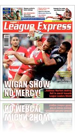 League Express - 26th July 2010
