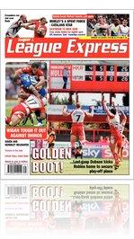 League Express - 2nd Aug 2010