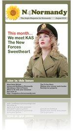 August 2010 N4 Normandy Magazine