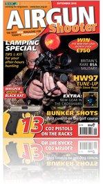 Airgun Shooter - September 2010