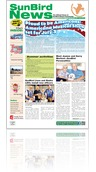SunBird News - June 2014