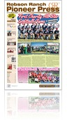 Robson Ranch Pioneer Press - June 2014