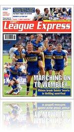 League Express - 9th Aug 2010