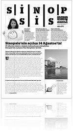 3. International Sinop Biennial, Sinopsis Newspaper 2/4