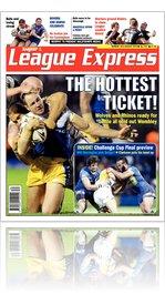 League Express - 23rd Aug 2010