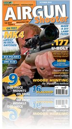 Airgun Shooter - October 2010