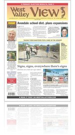 West Valley View : Vol. 25, Issue No. 039: Friday, August 27, 2010