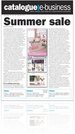 Catalogue E-Business issue 184 - September 2010