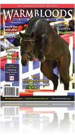 2014 May-June Warmbloods Today