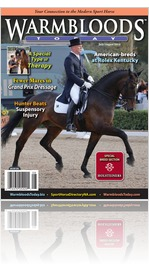 2014 July-August Warmbloods Today