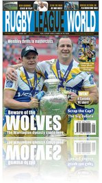 Rugby League World - Oct 2010