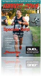runners news n� zero - speciale gelsi