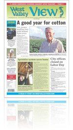 West Valley View : Vol. 25, Issue No. 042: Tuesday, September 7, 2010