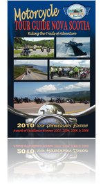 Motorcycle Tour Guide Nova Scotia 2010