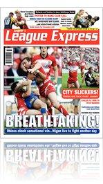 League Express - 13th Sept 2010
