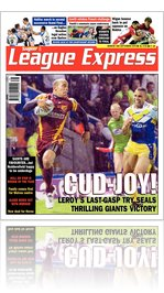 League Express - 20th Sept 2010
