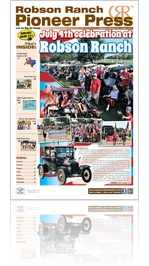 Robson Ranch Pioneer Press - August 2014