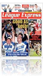 League Express - 27th Sept 2010