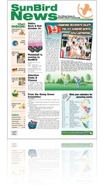 SunBird News - October 2010