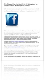 ?Learn What You Need To Do To Make pirater un compte facebook Marketing Work For You